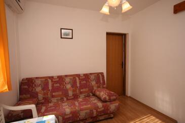 Igrane, Гостиная в размещении типа apartment, доступный кондиционер, Домашние животные допускаются и WiFi.