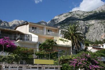Makarska, Makarska, Obiekt 6844 - Apartamenty ze żwirową plażą.