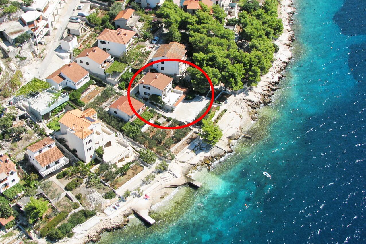 Okrug Donji ubytování u moře