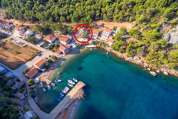 Uvala Vela Stiniva, Hvar, Property 6864 - Apartments near sea with pebble beach.