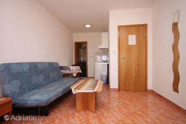 Baška Voda, Столовая в размещении типа studio-apartment, WiFi.