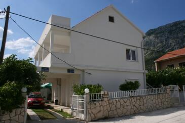 Podaca, Makarska, Property 6875 - Apartments near sea with pebble beach.