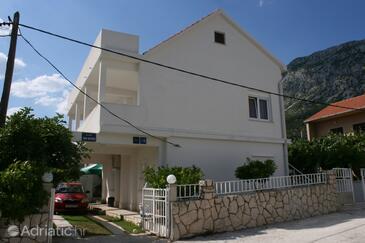 Podaca, Makarska, Объект 6875 - Апартаменты вблизи моря с галечным пляжем.