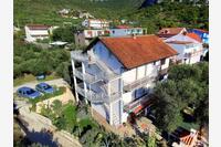 Apartmány s parkovištěm Gradac (Makarská - Makarska) - 6881
