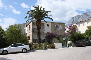 Makarska, Makarska, Property 6882 - Apartments near sea with pebble beach.