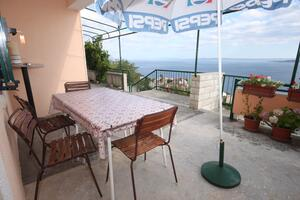 Apartments with a parking space Brela (Makarska) - 6884