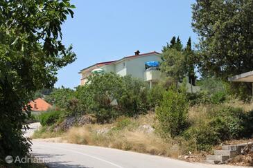 Ždrelac, Pašman, Objekt 689 - Ubytování v blízkosti moře.