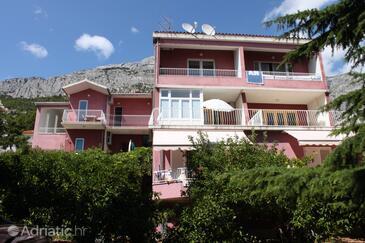 Baška Voda, Makarska, Property 6892 - Apartments near sea with pebble beach.