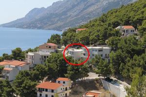 Apartments with a parking space Brela (Makarska) - 6907