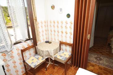 Poreč, Jadalnia w zakwaterowaniu typu apartment, zwierzęta domowe są dozwolone i WiFi.
