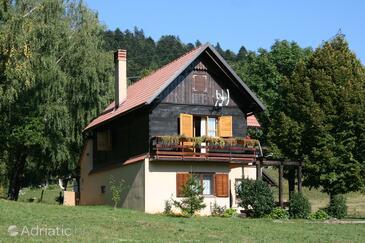 Breze, Novi Vinodolski, Property 6920 - Vacation Rentals with pebble beach.