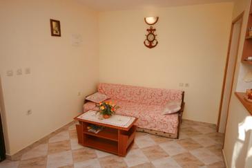 Varvari, Pokój dzienny w zakwaterowaniu typu apartment, WiFi.