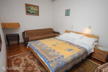 Novigrad, Bedroom in the room, dopusteni kucni ljubimci i WIFI.