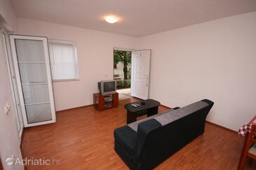 Funtana, Living room in the apartment, dopusteni kucni ljubimci.