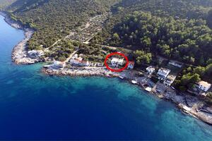 Seaside secluded apartments Cove Virak	 bay - Virak (Hvar) - 6969