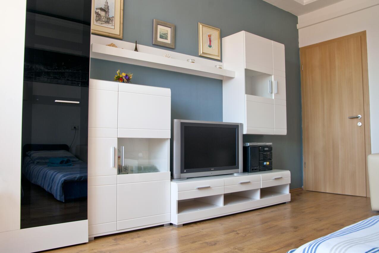 Ferienwohnung im Ort Split (Split), Kapazität