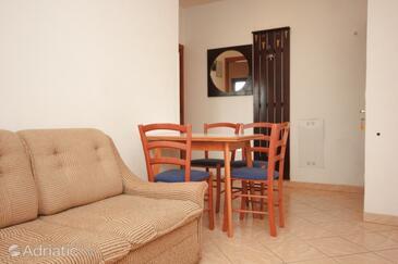 Vabriga, Dining room in the apartment, WIFI.