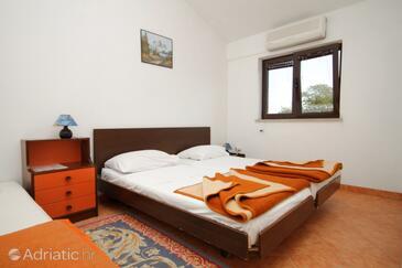 Vabriga, Bedroom in the room, dostupna klima i WIFI.