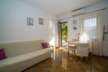 Poreč, Camera de zi în unitate de cazare tip apartment, WiFi.