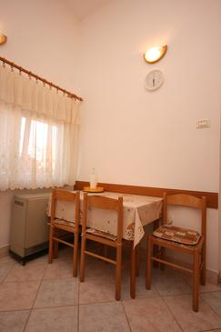 Pula, Jídelna v ubytování typu apartment, WiFi.
