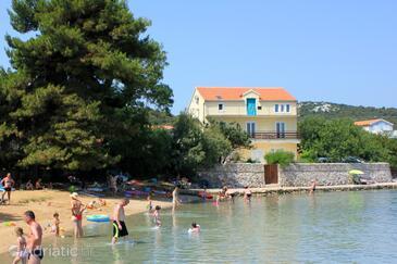 Kraj, Pašman, Property 699 - Apartments near sea with sandy beach.