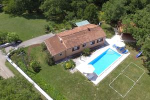 Family friendly house with a swimming pool Milinki, Central Istria - Središnja Istra - 7005