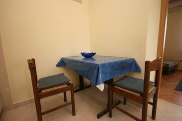 Umag, Jadalnia w zakwaterowaniu typu apartment, WIFI.