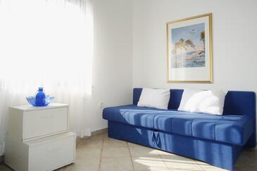 Valica, Living room in the apartment, dostupna klima i WIFI.