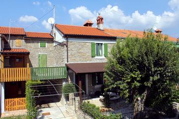 Grožnjan - Bijele Zemlje, Središnja Istra, Property 7046 - Vacation Rentals with sandy beach.