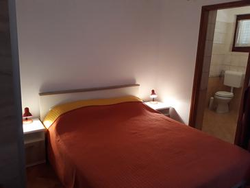 Novigrad, Ložnice v ubytování typu room, WiFi.