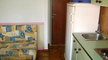Dolinci, Salle à manger dans l'hébergement en type apartment, WiFi.