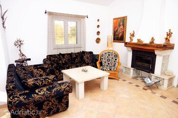 Kaštelir, Living room in the house, dopusteni kucni ljubimci i WIFI.