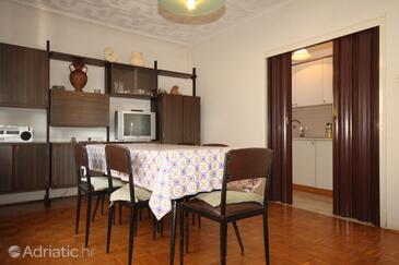 Umag, Sala da pranzo nell'alloggi del tipo apartment, WiFi.