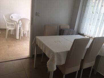 Novigrad, Blagovaonica u smještaju tipa apartment, WiFi.