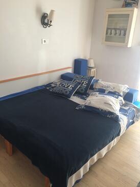 Zambratija, Obývací pokoj v ubytování typu apartment, dopusteni kucni ljubimci i WIFI.