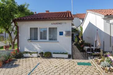 Poreč, Poreč, Objekt 7154 - Ubytování s kamenitou pláží.