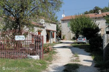 Heraki, Središnja Istra, Property 7167 - Apartments in Croatia.