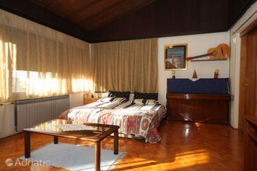 Rovinj, Obývací pokoj v ubytování typu apartment, dopusteni kucni ljubimci i WIFI.