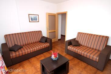 Sveti Ivan, Living room in the apartment, WIFI.