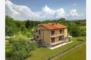 Apartmány s parkovištěm Šumber (Vnitrozemí Istrie - Središnja Istra) - 7175