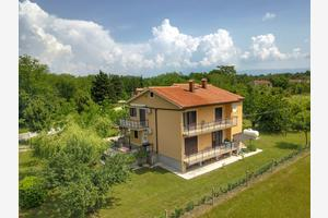 Апартаменты с парковкой Шумбер - Šumber (Средняя Истрия - Središnja Istra) - 7175