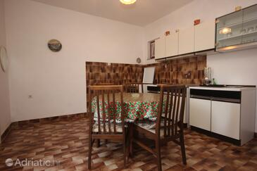 Fažana, Dining room in the apartment, WIFI.