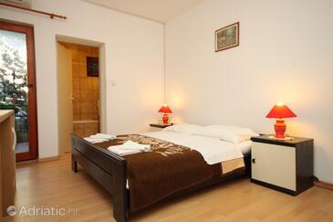 Medulin, Bedroom in the room, dostupna klima, dopusteni kucni ljubimci i WIFI.