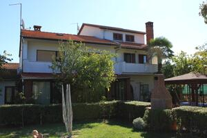 Apartmány s parkovištěm Valbandon, Fažana - 7200