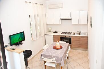 Ližnjan, Столовая в размещении типа apartment, Домашние животные допускаются и WiFi.