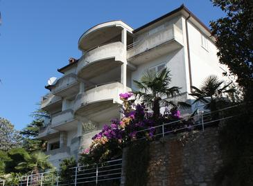 Rabac, Labin, Property 7220 - Apartments with pebble beach.