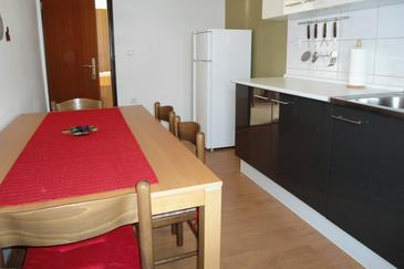 Valbandon, Jadalnia w zakwaterowaniu typu apartment, WIFI.