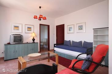 Fažana, Living room in the apartment, WIFI.