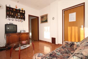 Fažana, Pokój dzienny w zakwaterowaniu typu apartment, WiFi.