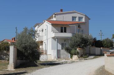 Ližnjan, Medulin, Objekt 7240 - Ubytování s oblázkovou pláží.